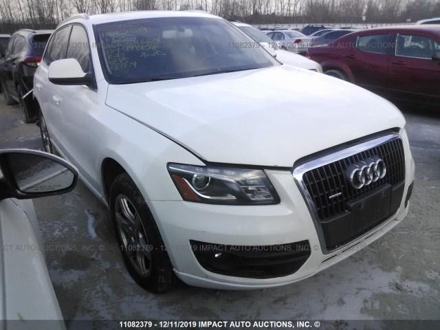 Внос на Audi Q5 от Канада