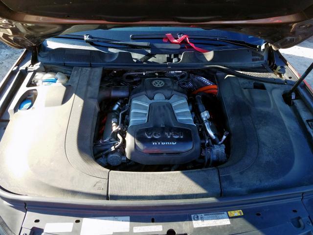 Внос на VW Touareg от САЩ