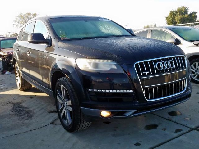 Внос на Audi Q7 от САЩ