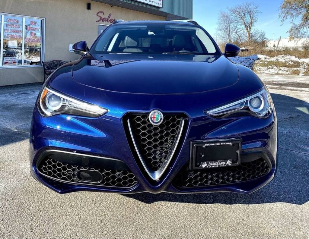 Внос на Alfa Romeo Stelvio от Канада