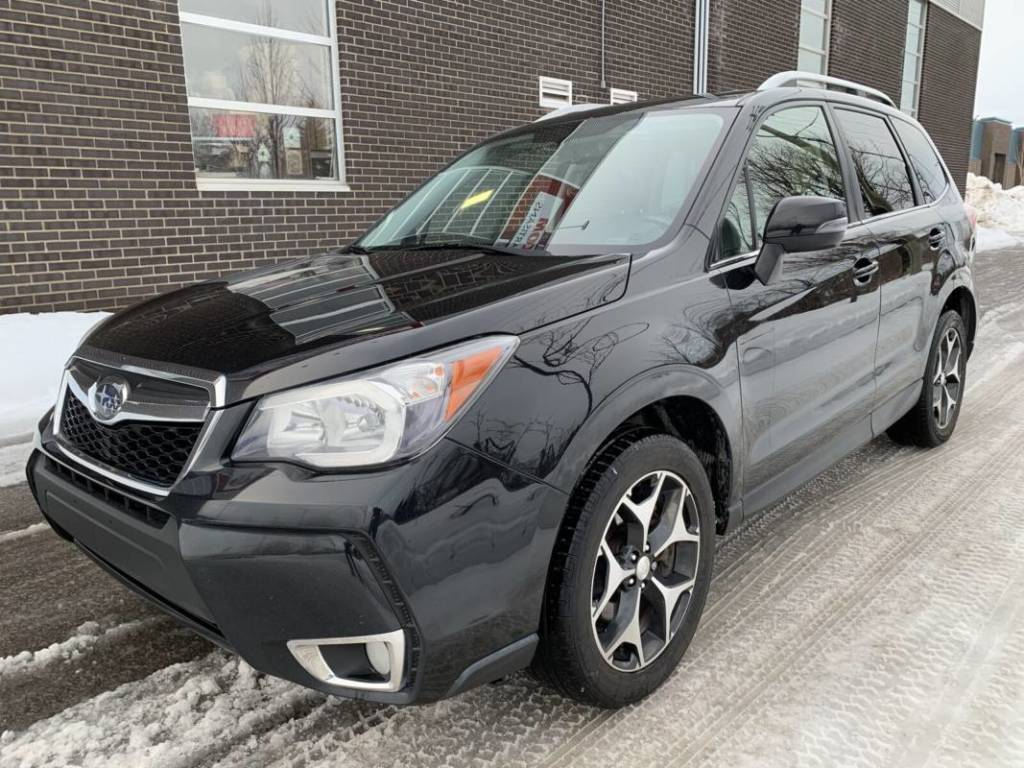 Внос на Subaru Forester от Канада