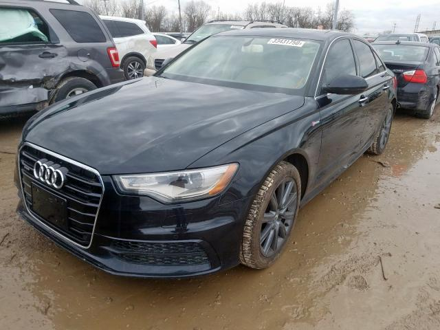 Внос на Audi A6 от САЩ