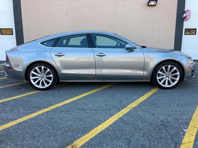 Внос на Audi A7 от САЩ