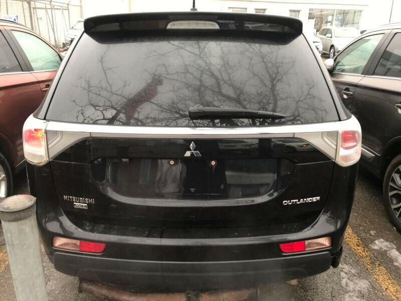 Внос на Mitsubishi Outlander от Канада