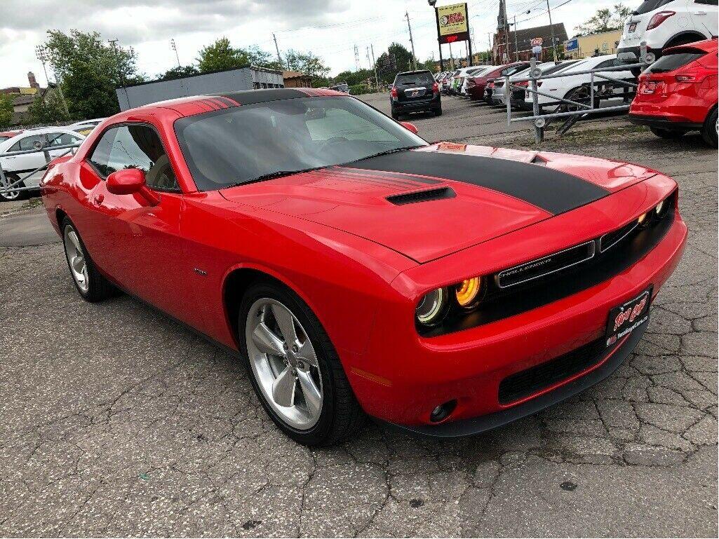 Внос на Dodge Challenger от Канада