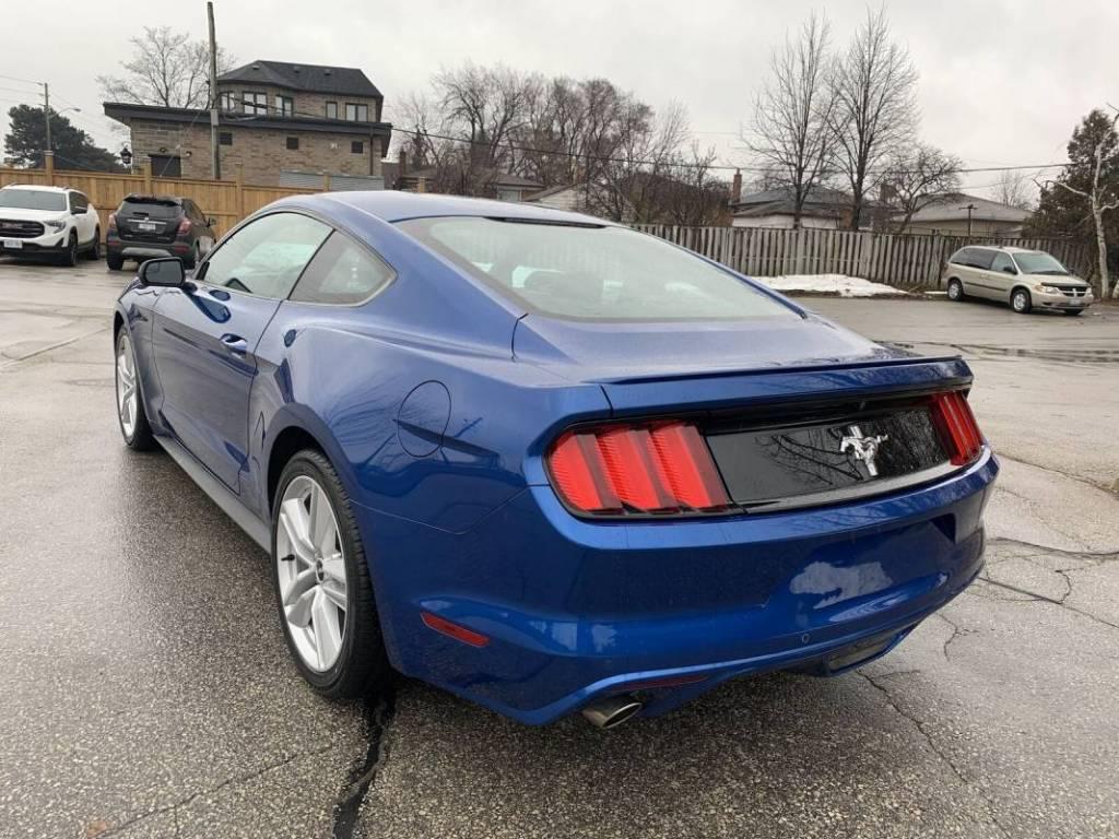 Внос на Ford Mustang от Канада