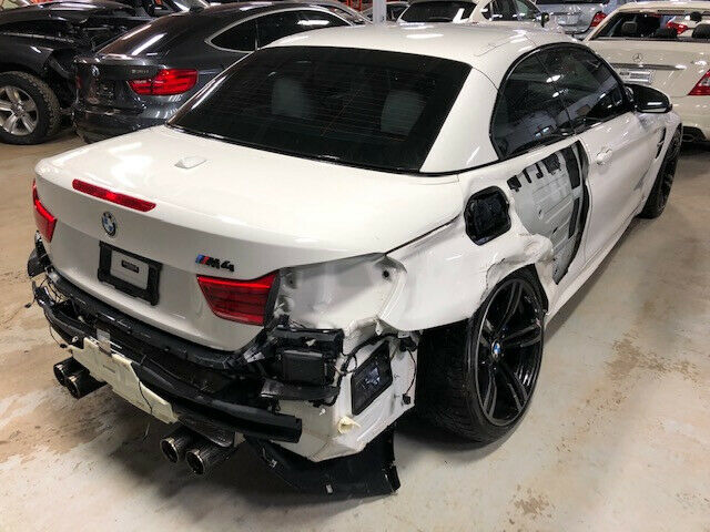 Внос на BMW M4 от Канада