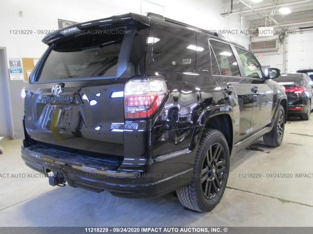 Внос на Toyota 4runner от Канада