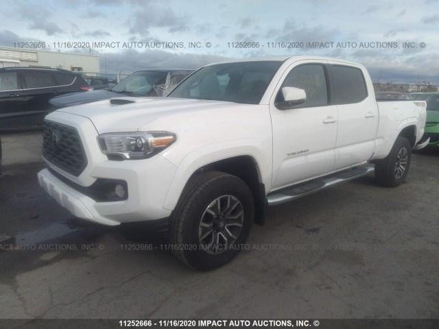 Внос на Toyota Tacoma от Канада