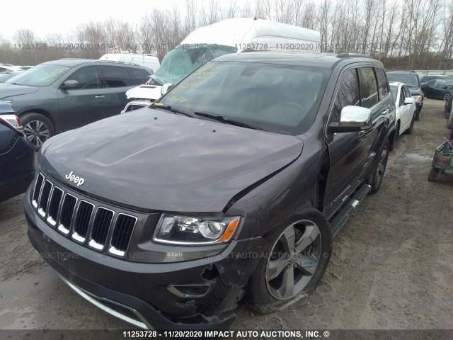 Внос на Jeep Grand Cherokee от Канада