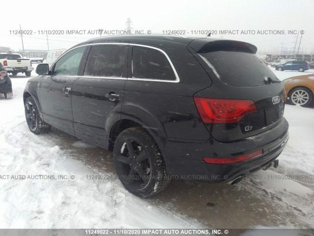 Внос на Audi Q7 от Канада
