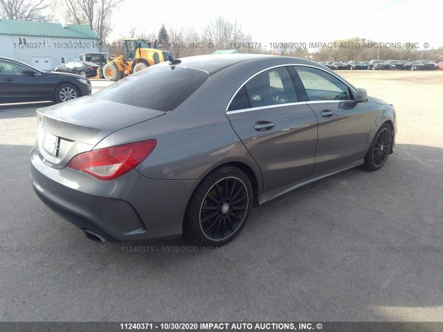 Внос на Mercedes-Benz CLA 250 от Канада