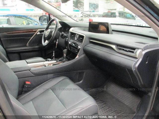 Внос на Lexus RX 350 L от Канада