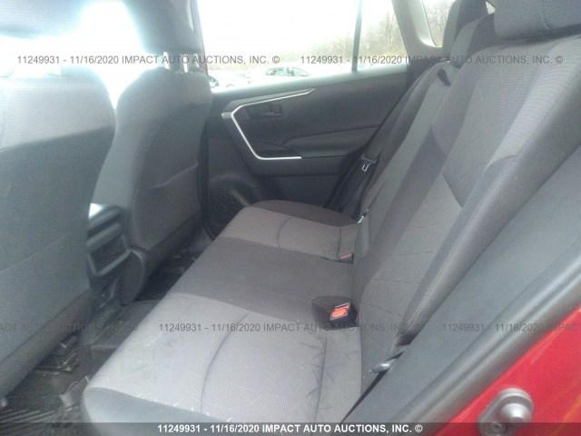 Внос на Toyota RAV4 LE от Канада