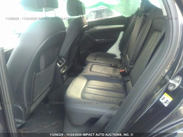 Внос на Audi Q5 Premium от Канада