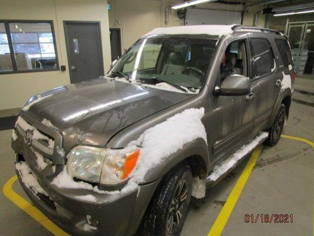 Внос на Toyota Sequoia от Канада