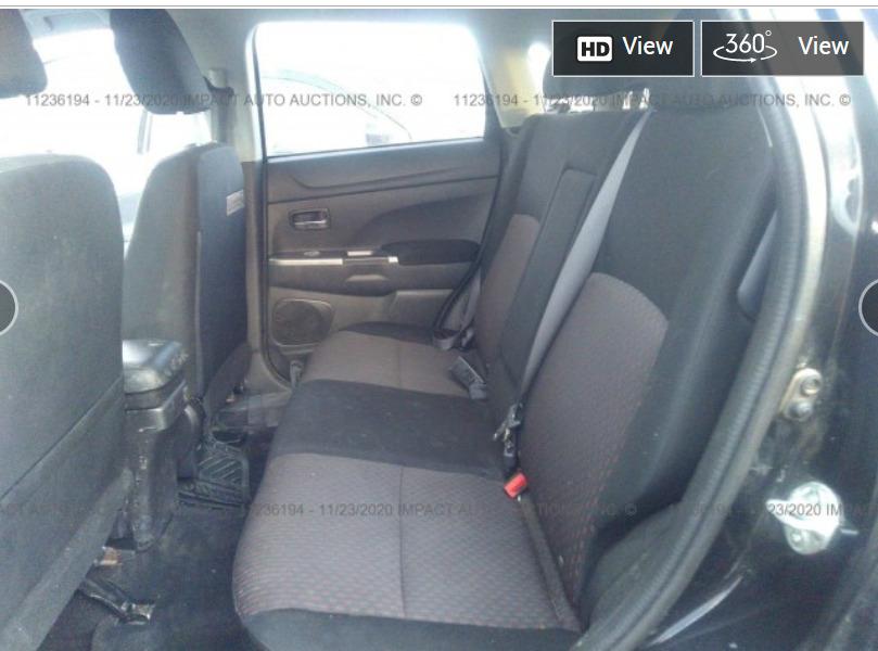 Внос на Mitsubishi RVR от Канада