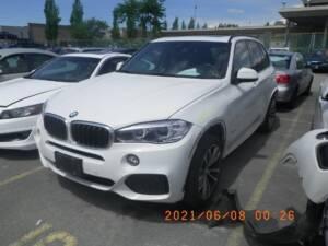 Внос на BMW X5 3.0 Бензин от Канада