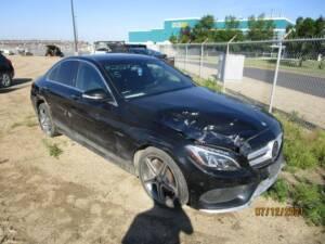 Внос на Mercedes Benz C300 4MATIC от Канада
