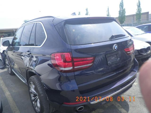 Внос на BMW X5 Diesel от Канада