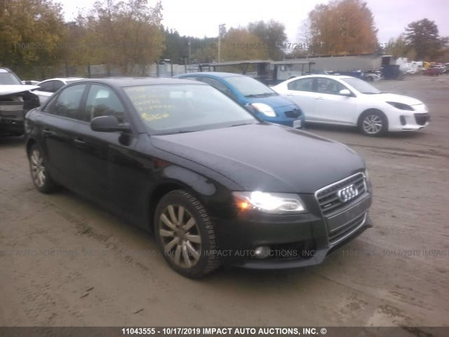 Внос на Audi А4 от Канада