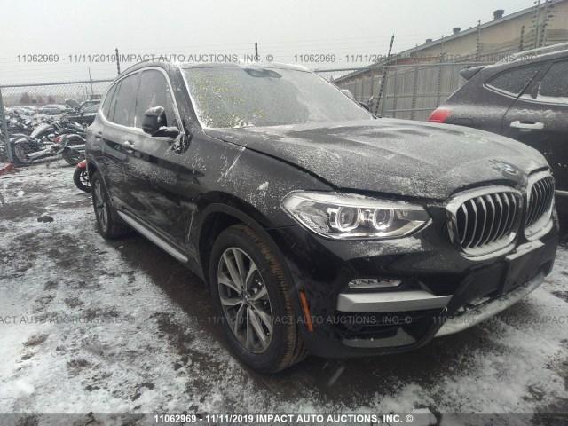 Внос на BMW X3 от Канада
