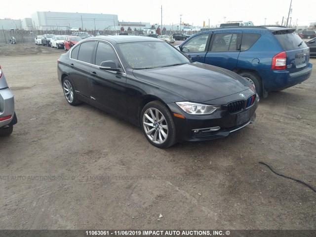Внос на BMW 328 XI от Канада