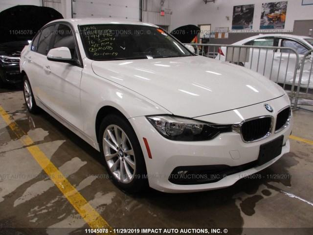 Внос на BMW 320 XI от Канада
