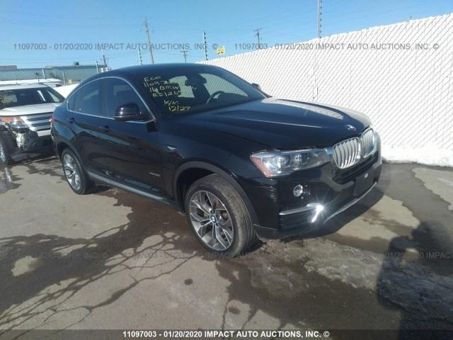 Внос на BMW X4 XDRIVE28I от Канада