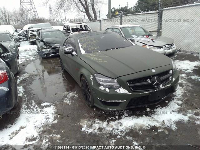 Внос на Mercedes CLS 63 AMG от Канада