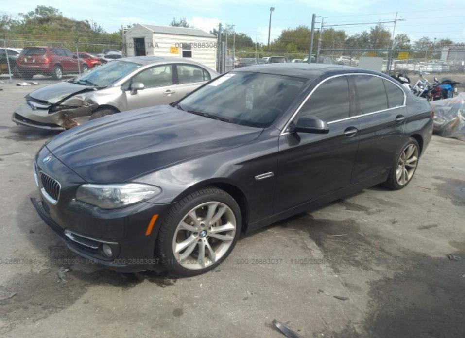 Внос на BMW 5 series от САЩ