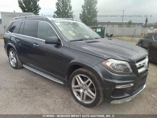 Внос на Mercedes-Benz GL от Канада