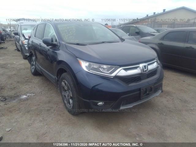 Внос на Honda CRV от Канада