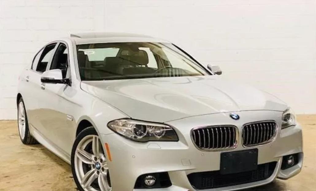 Внос на BMW 5 Series от Канада