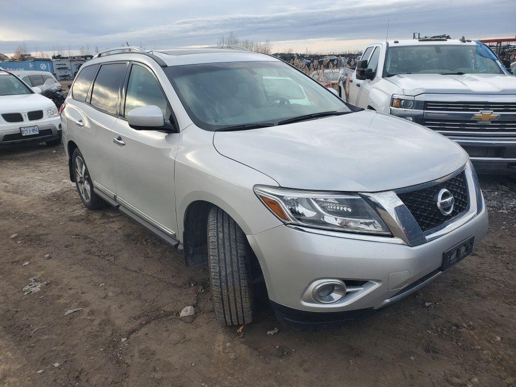 Внос на Nissan Pathfinder от Канада