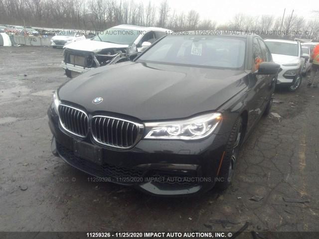 Внос на BMW 750 от Канада