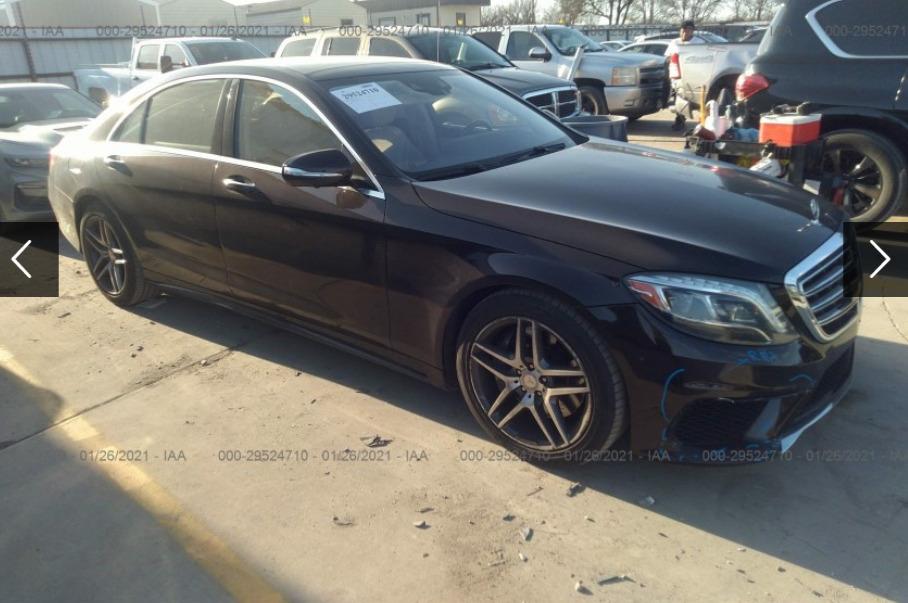 Внос на Mercedes-Benz S-class от САЩ
