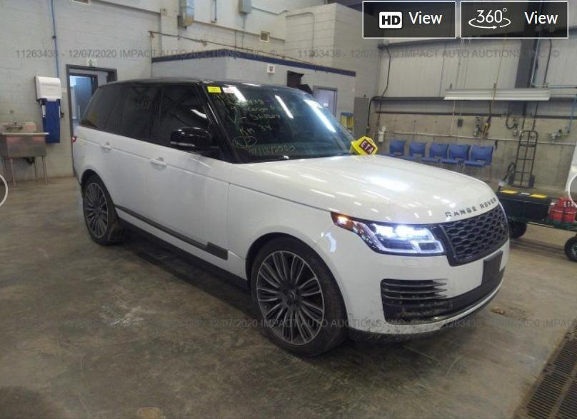 Внос на Land Rover от Канада