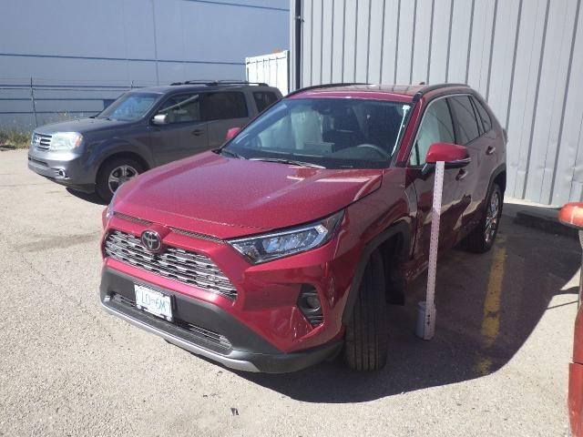 Внос на Toyota RAV4 от Канада